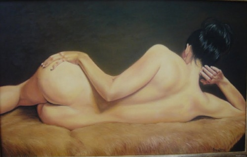 Художница Eliana Bonini (19 фото)