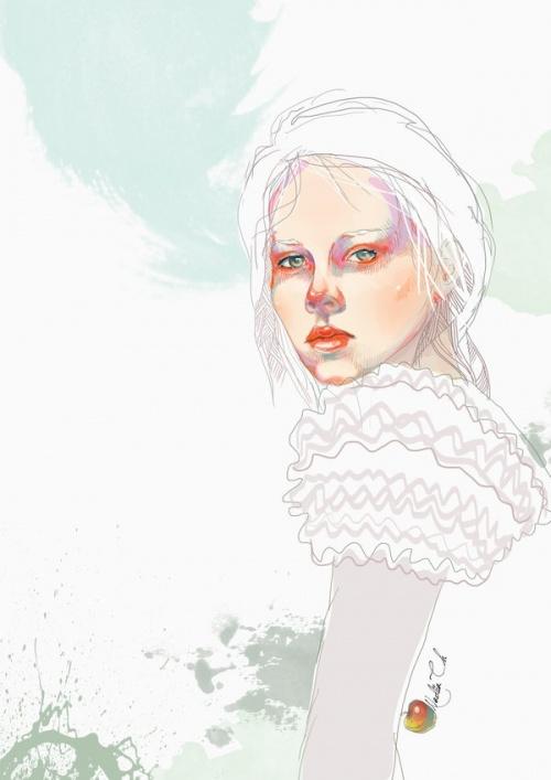 Коллекция работ украинской художницы Надии Черкасовой (131 работ)