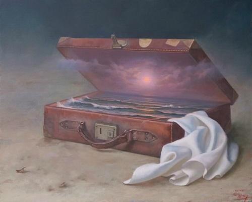 Магический реализм. Alex Alemany (20 фото)