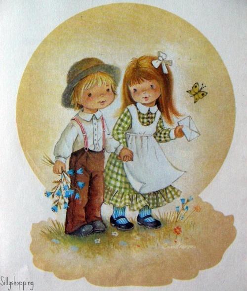 Postcards of the twentieth century - Valentine's Day 6| Открытки ХХ века - День святого Валентина 6 (296 фото)