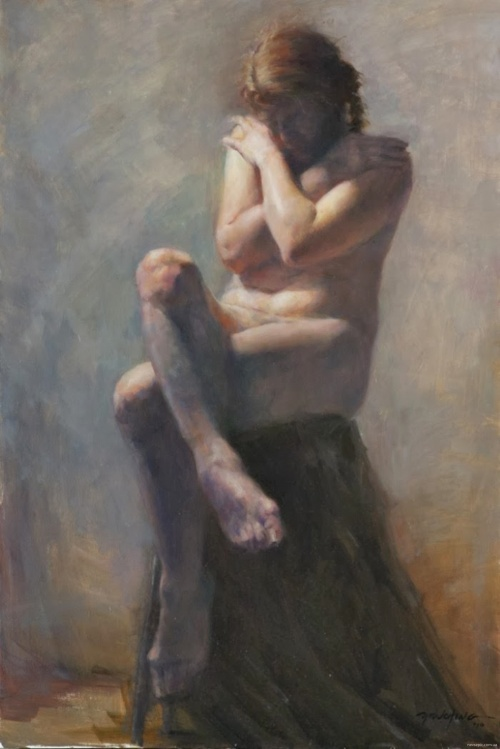 Китайская художница Yen-Ching Chang (20 фото)