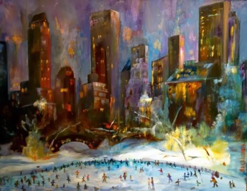 Художница Светлана Малахова (20 работ)