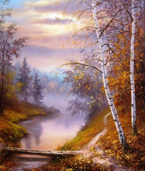 Пейзажи. Slobodan Trpevski (20 фото)