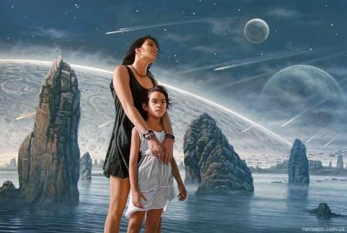 Художник Denis Nunez Rodriguez (46 работ) (эротика)