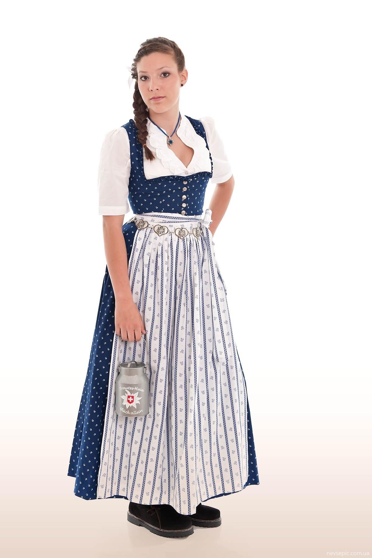 Национальный Немецкий Костюм