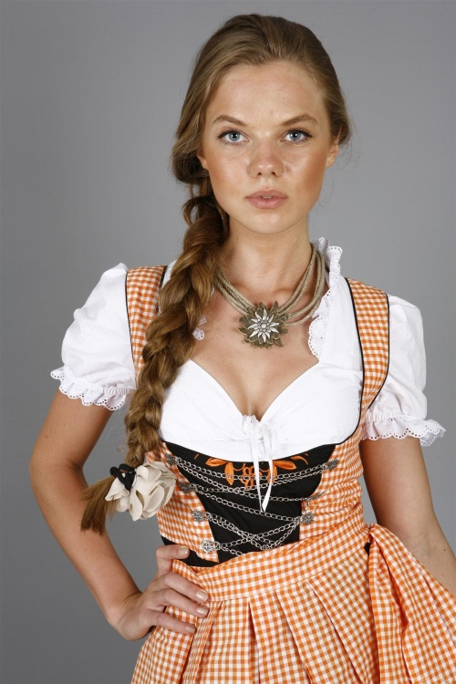 Немецкий национальный костюм (93 фото)