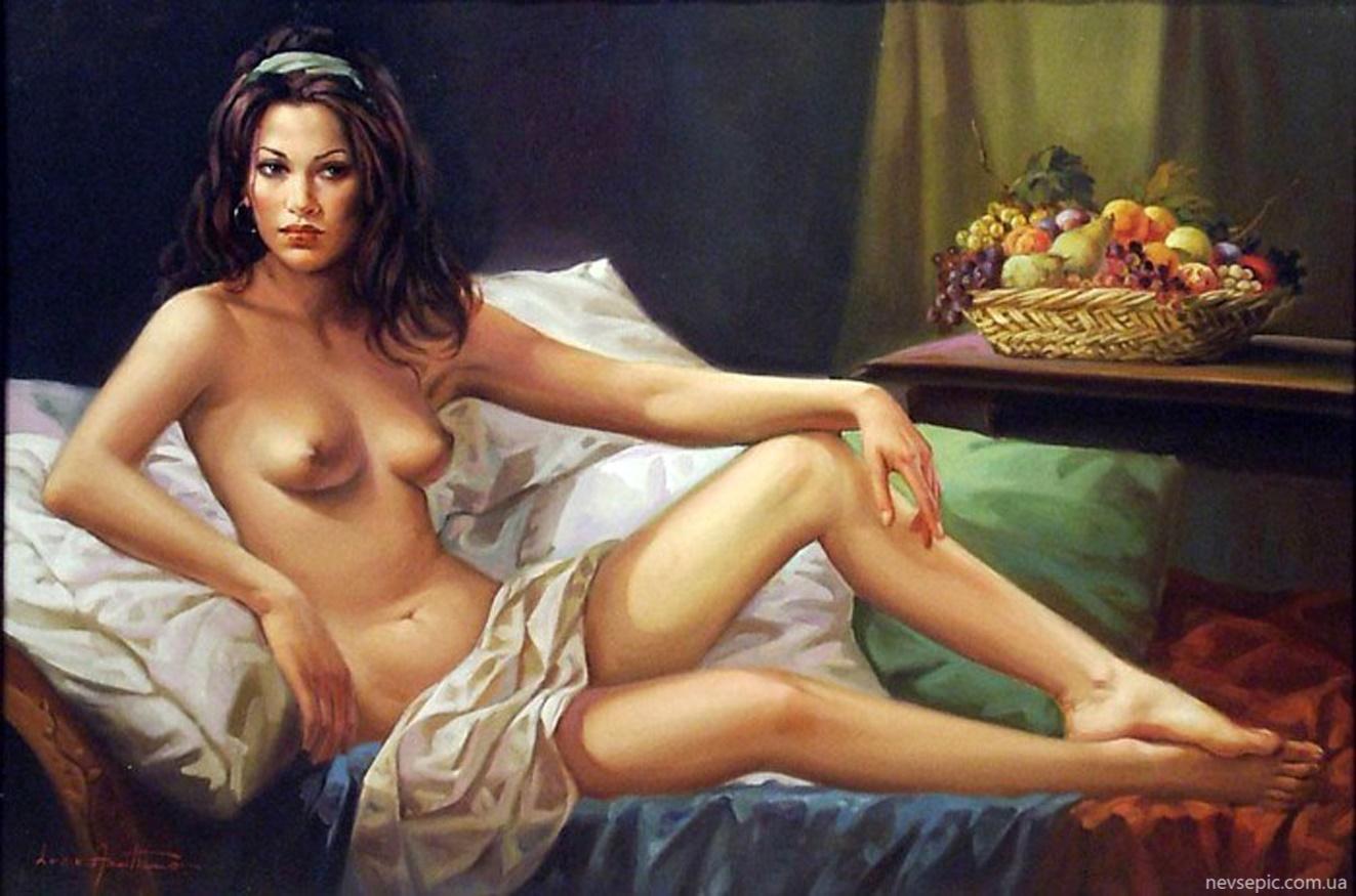 Голые эротика женская красота