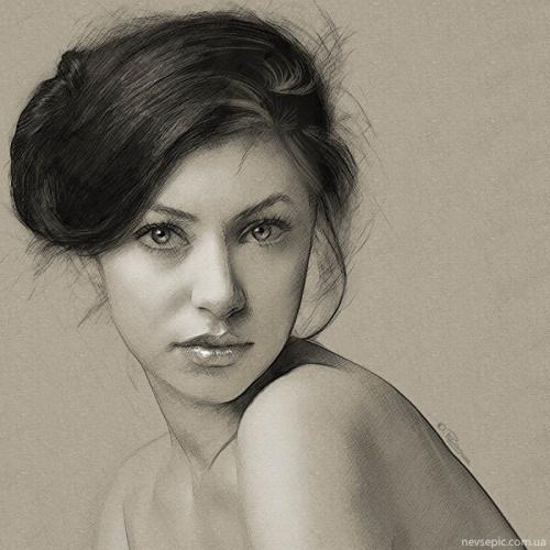 Украинский художник Юрий Ратуш (139 фото)