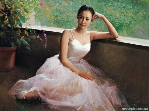 Guan Zeju (42 работ)