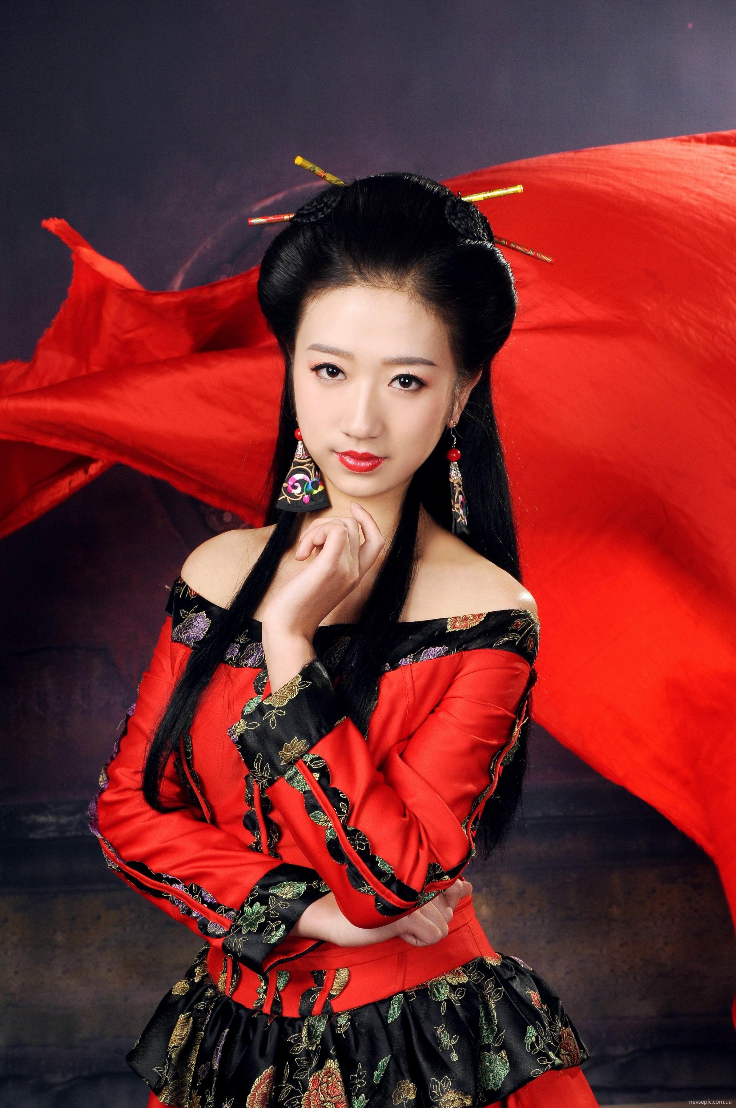 Китайские для прически волос фото