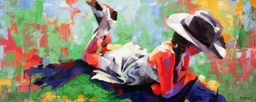 Художница Julia Pappas (20 работ)
