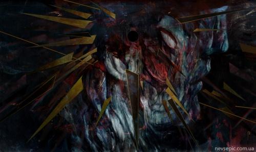 Работы художника - Rafael Sarmento (37 работ)
