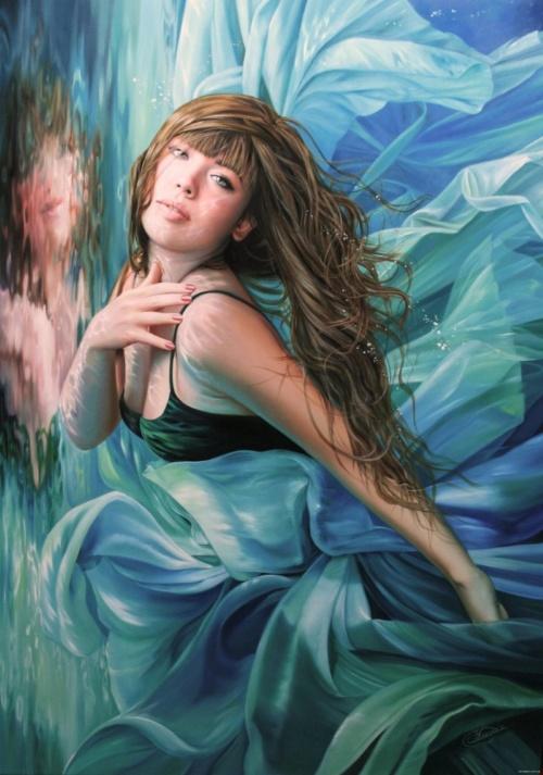 Художница Christiane Vleugels (19 работ)