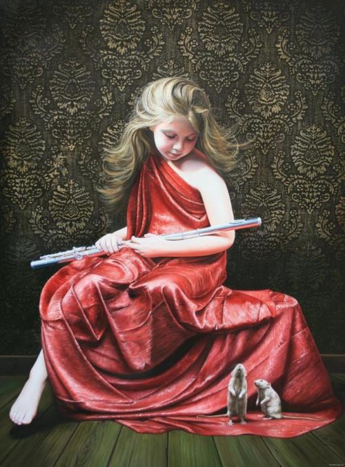 Художница Christiane Vleugels (19 фото)