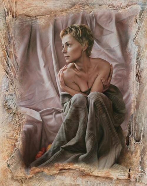 Художник Pascal Choveby (66 работ) (эротика)