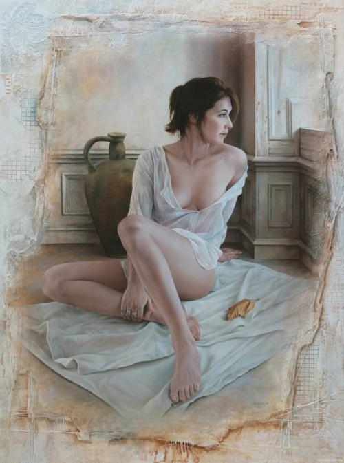 Художник Pascal Choveby (66 фото)
