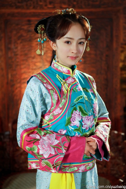 Китайский национальный костюм 3 (64 фото)
