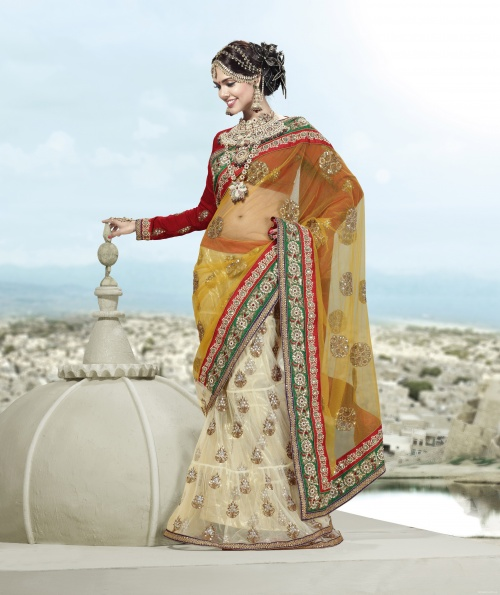 Индийский национальный костюм 3 (36 фото)