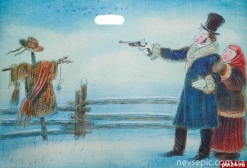 Художник Игорь Шаймарданов (82 фото)
