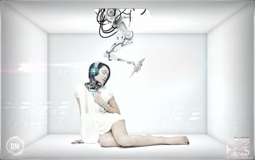Работы художника - Dragana Marjanovic (42 фото)