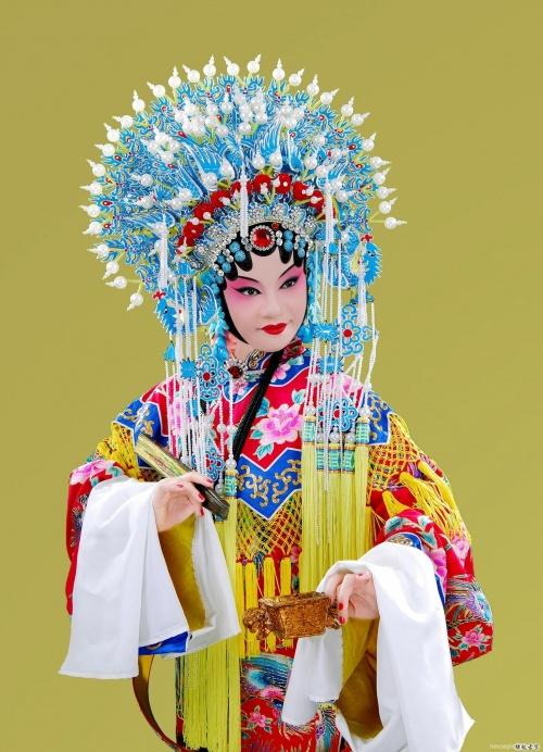 Китайский национальный костюм (14 фото)