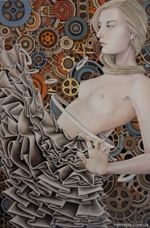 Artworks by Iyan de Jesus (67 работ) (эротика)