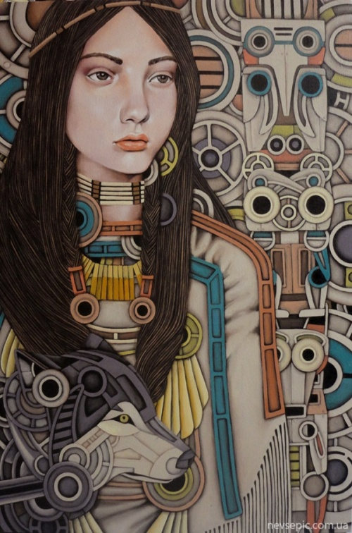 Artworks by Iyan de Jesus (67 фото)