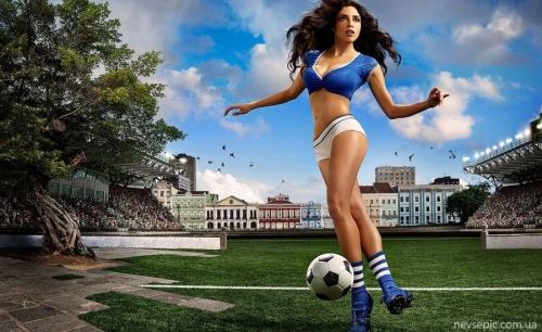 Календарь чемпионата мира по футболу 2014 (12 фото)