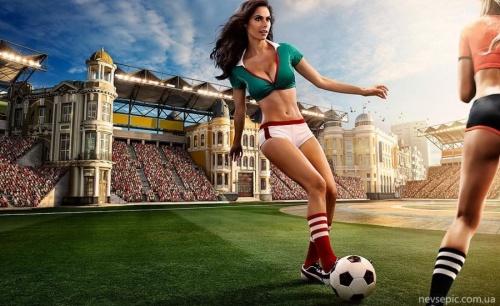 Календарь чемпионата мира по футболу 2014 (12 фото) (эротика)