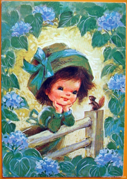 Postcards of the twentieth century - Valentine's Day 5   Открытки - валентинки ХХ века - День святого Валентина 5 (224 фото)