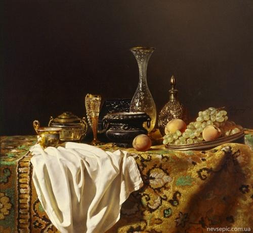 Работы художника - Николай Шурыгин (Nikolai Shuryguin) (56 фото)