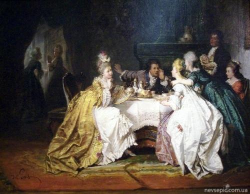 Немецкий художник Jacob Emmanuel Gaisser (1825-1899) (30 работ)