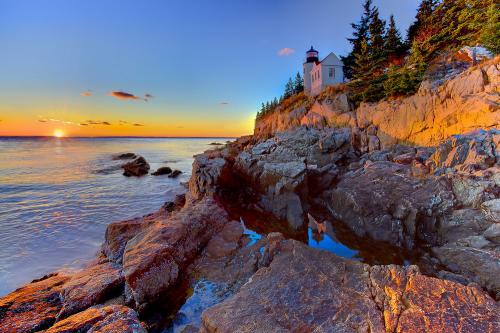 Фотограф Kevin McNeal - New England (24 фото)