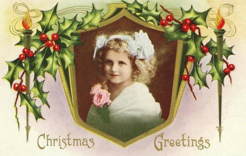Christmas and New Year 5 - old postcards XX century | Рождество и Новый год 5 - Открытки ХХ века (306 фото)