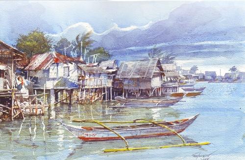Artworks by Edbon Sevilleno (194 фото)