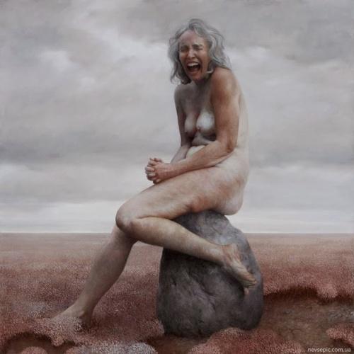 Художник Aleah Chapin (44 работ) (эротика)
