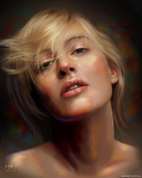 Artworks by David Tercias (56 фото)