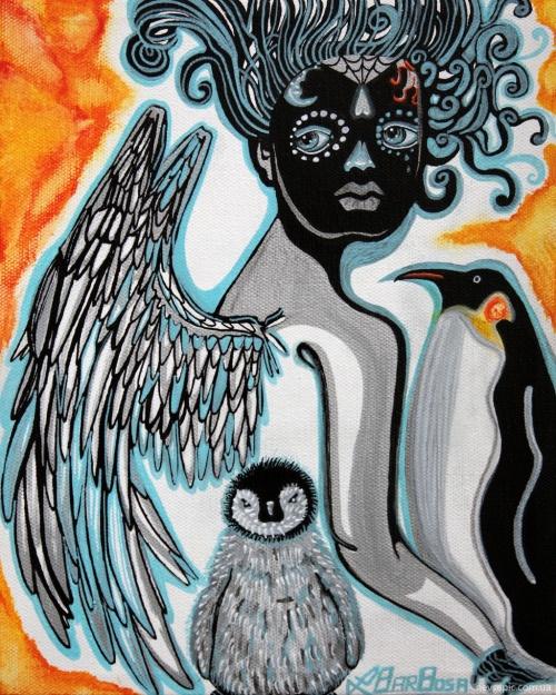 Работы художника - Лаура Барбоса (Laura Barbosa) (126 работ)
