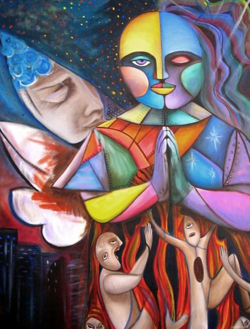 Работы художника - Лаура Барбоса (Laura Barbosa) (126 фото)