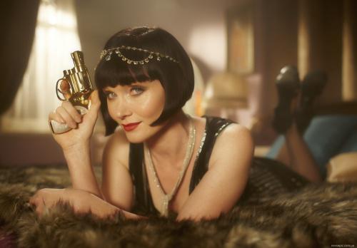 Miss Fisher's Murder Mysteries (11 фото)