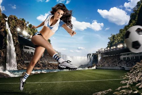 К Чемпионату мира по футболу 2014 (12 фото)