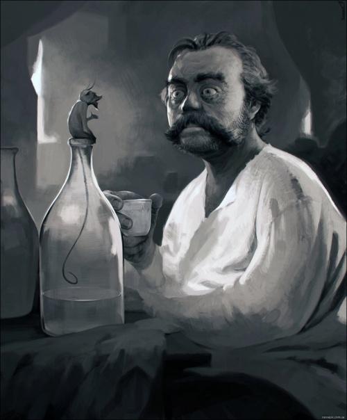 Иллюстратор Sergey Kolesov (91 работ)