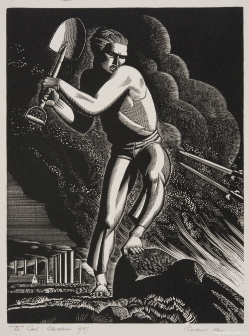 The Art of Rockwell Kent (259 фото) (2 часть)