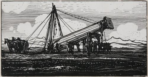 The Art of Rockwell Kent (259 фото) (2 часть)