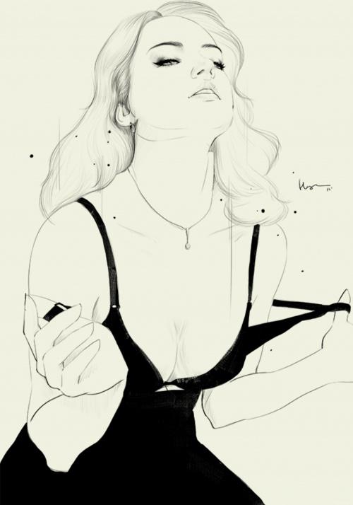 Illustrations by Floyd Grey (73 работ)