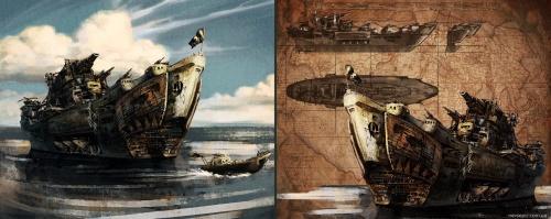 Artworks by Mikhail Rakhmatullin (95 фото)