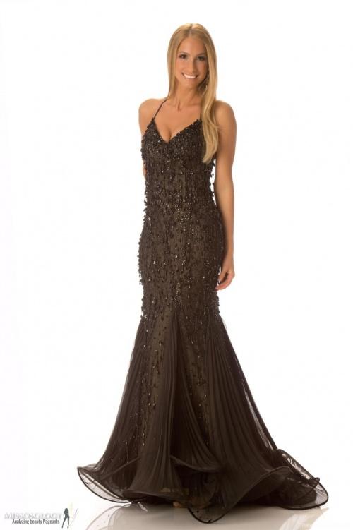 Платья Miss USA 2013 (74 фото)