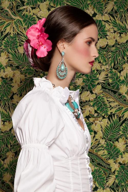 Coco Magzine May 2013 Viva Frida (10 фото)