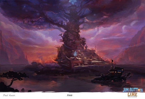 Работы художника - Paul Hyun Woo Kwon (Zeronis) (128 работ)