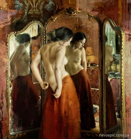 Jeremy Mann (150 работ) (эротика)